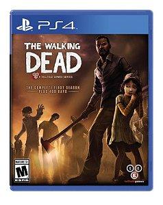 The Walking Dead - PS4 (usado)