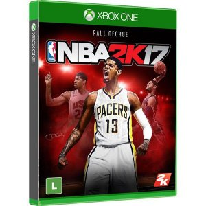 NBA 2K17 - Xbox One (usado)