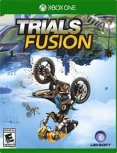 Trials Fusion - Xbox One (usado)