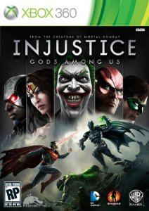 Injustice: Gods Among US - Xbox 360 (usado)