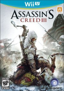 Assassin´s Creed 3 - Wii U (usado)