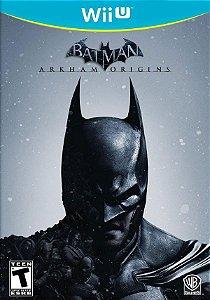 Batman Arkham: Origins - Wii U (usado)