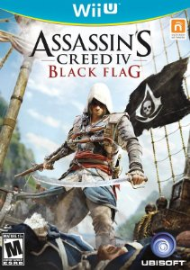 Assassin´s Creed IV: Black Flag - Wii U (usado)