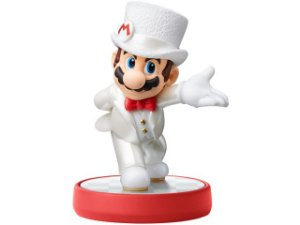 Mario Amiibo Wedding Outfit