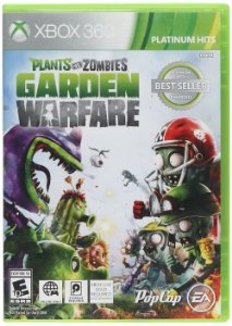 Plants Vs Zombies: Garden Warfare - Xbox 360 (usado)