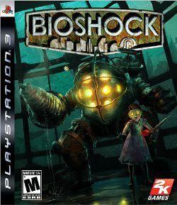 Bioshock - PS3 (usado)