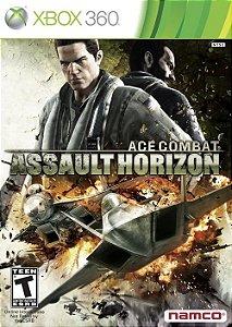 Ace Combat: Assault Horizon - Xbox 360 (usado)