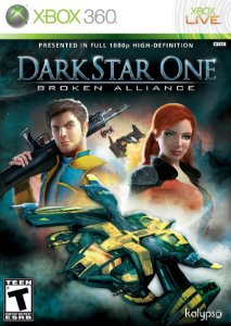 Dark Star One: Broken Alliance - Xbox 360 (usado)