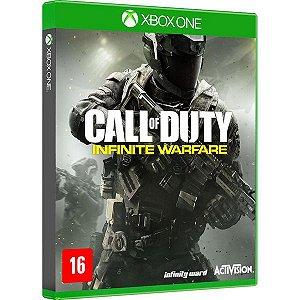 Call of Duty: Infinite Warfare - Xbox One (usado)