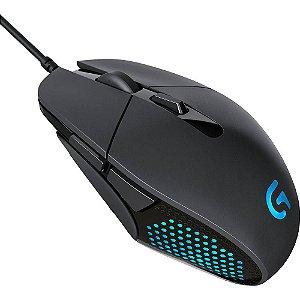 Mouse G302 Daedalus Prime Logitech 4000DPI USB