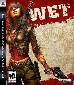 WET - PS3 (usado)