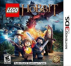 Lego: The Hobbit - 3DS (usado)