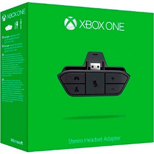 Adaptador de Headset Estéreo - Xbox One