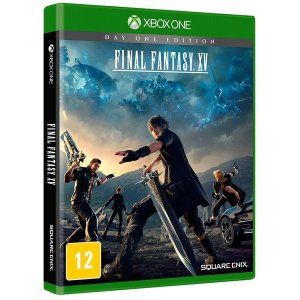 Final Fantasy XV - Xbox One (usado)