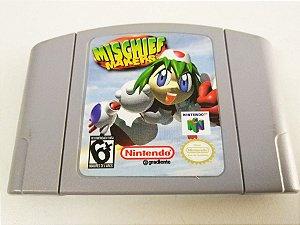 Mischief Makers - N64 (usado)