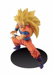 Super Saiyan 3 Goku: Dragon Ball Super Vol.3 - Banpresto
