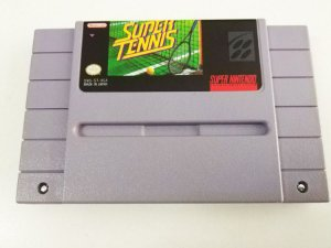 Super Tennis - SNES (usado)