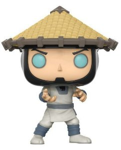 Raiden: Mortal Kombat X - POP Funko 254
