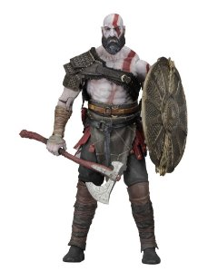 Kratos: God Of War 2018 1/4 - Neca