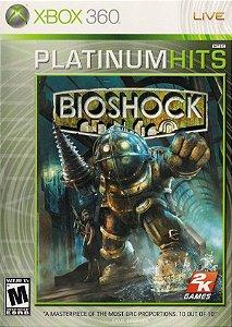 Bioshock - Xbox 360 (usado)