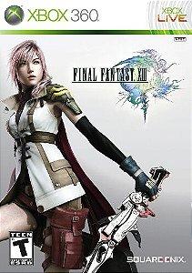 Final Fantasy XIII - Xbox 360 (usado)