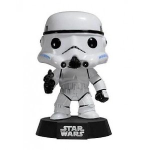 Stormtrooper: Star Wars Bobble Head - POP Funko 05