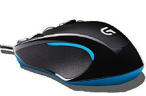 Mouse Gamer Logitech G300S 2500DPI USB