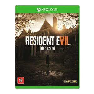 Resident Evil 7: Biohazard - Xbox One (usado)