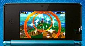 SONIC LOST WORLD USADO (3DS)