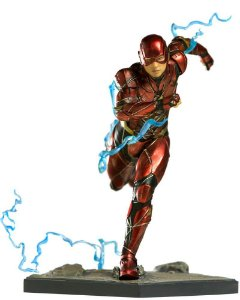 The Flash: Justice League Art Scale 1/10 - Iron Studios