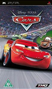 Cars - PSP (usado)