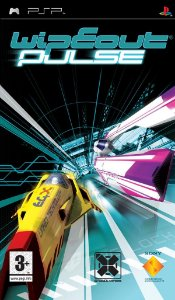 Wipeout Pulse - PSP (usado)