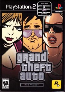 GTA: The Trilogy - PS2