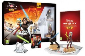 Disney Infinity 3.0 Star Wars: Starter Pack - PS3