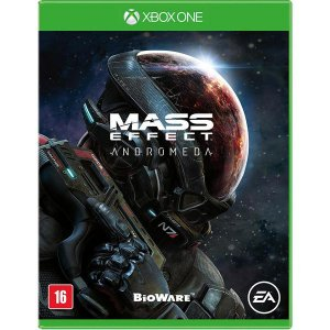 Mass Effect: Andromeda - Xbox One (usado)