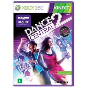Dance Central 2 - Xbox 360 (usado)