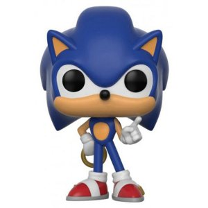 Sonic With Ring: POP Funko 283