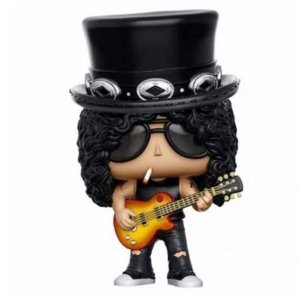 Slash: Guns N Roses - POP Funko 51
