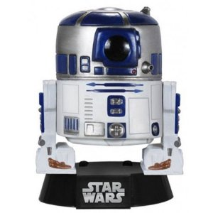 R2-D2 - Star Wars Bubble Head - POP Funko 31
