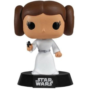 Princess Leia: Star Wars Bobble Head - POP Funko 04