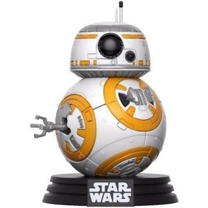 BB-8: Star Wars - POP Funko 196