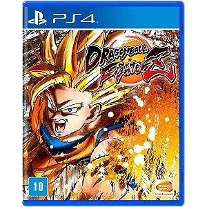 Dragon Ball Fighter Z - PS4 (usado)