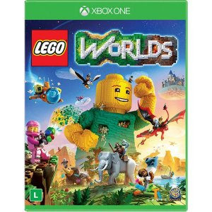 Lego Worlds - Xbox One (usado)