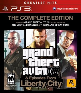 GTA IV: The Complete Edition - PS3