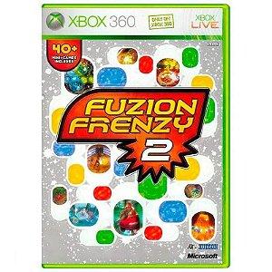 Fuzion Frenzy 2 - Xbox 360 (usado)