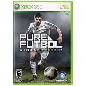 Pure Futbol: Authentic Soccer - Xbox 360 (usado)