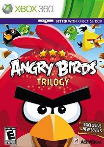 Angry Birds Trilogy - Xbox 360 (usado)