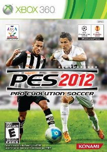 PES 2012: Pro Evolution Soccer - Xbox 360 (usado)