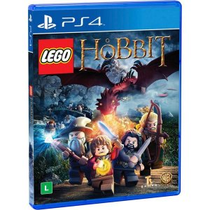 Lego: The Hobbit - PS4 (usado)