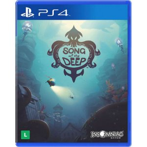 Song of The Deep - PS4 (usado)